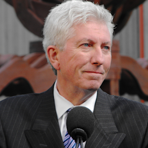 "Bloc Québécois leader Gilles Duceppe involuntarily disclosed information describing a naked encounter with ""little brown aliens"" during last night's debate. Photo: Wikimedia Commons"
